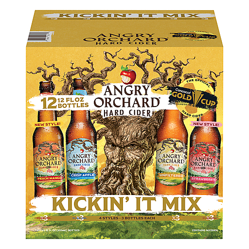 Angry Orchard Variety Pack Cider