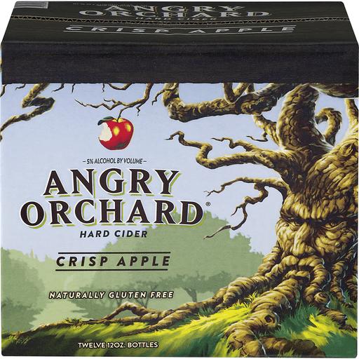 Angry Orchard Hard Cider, Crisp Apple