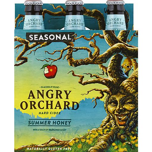 Angry Orchard Seasonal