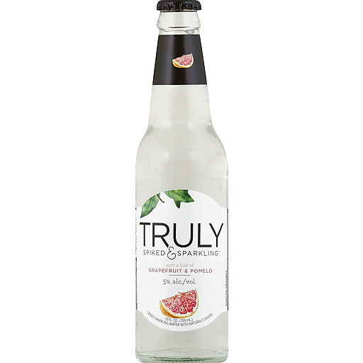 Truly Grapefruit Sparkling Water