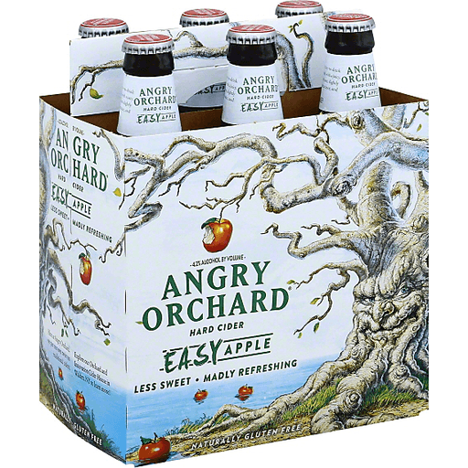 Angry Orchard Hard Cider, Easy Apple