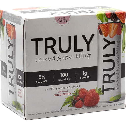 Truly Wild Berry Can