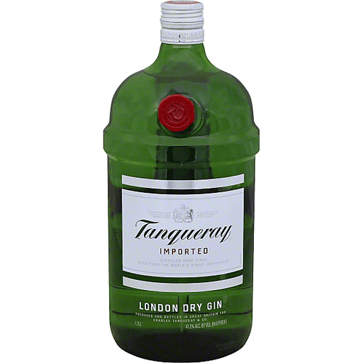 Tanqueray Gin, London Dry