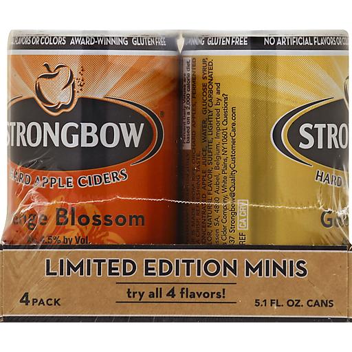 Strongbow Cider Sampler