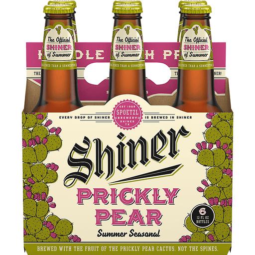 Shiner Summer Seasonal Beer, Ruby Redbird