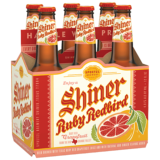 Image result for shiner ruby red