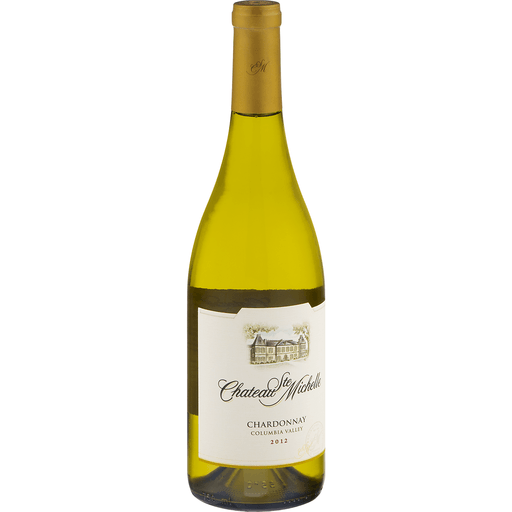 Chateau Ste Michelle Chardonnay, Colombia Valley, Vintage 2014