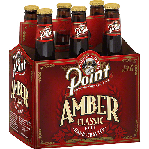 Point Beer, Classic Amber