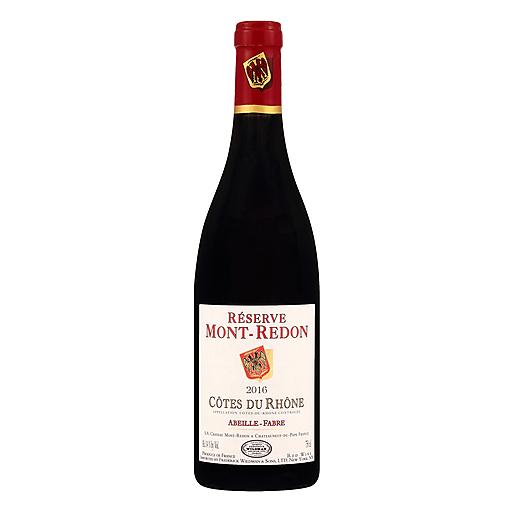 Chat Mont Redon Cotes Du Rhone Rouge