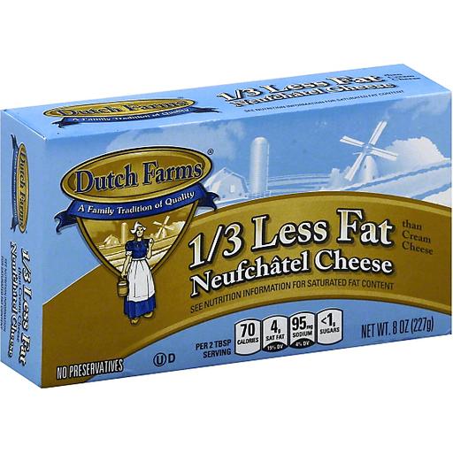 Dutch Farms Cheese, Neufchatel
