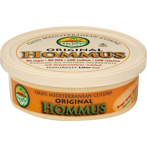 Oasis Hommus, Original