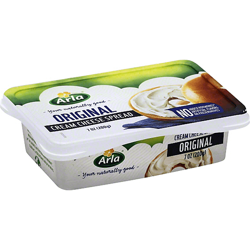 Arla Cream Cheese Spread, Original