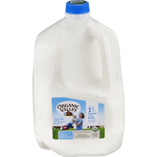 Organic Valley 1% Organic Lowfat Milk