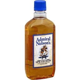 Admiral Nelsons Spiced Rum Premium