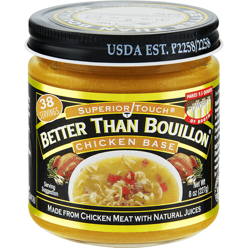 Better than Bouillon Chicken Base, Roasted, Premium