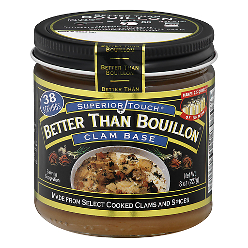 Better Bouillon Clam Base