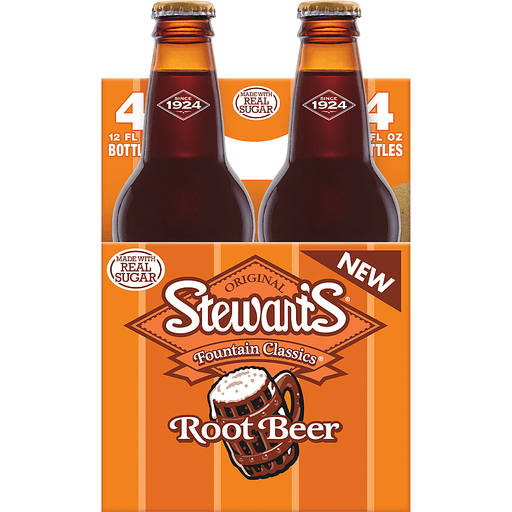 Stewarts Fountain Classics Root Beer