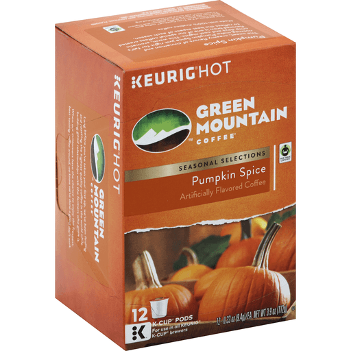 Pumpkin Spice, K-Cup Pods