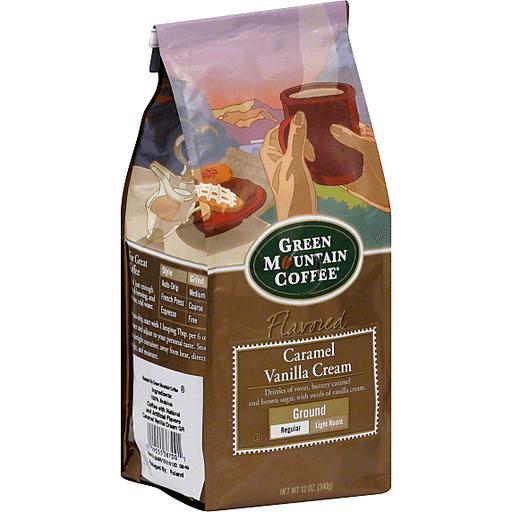 Green Mountain Coffee Roasters, Ground