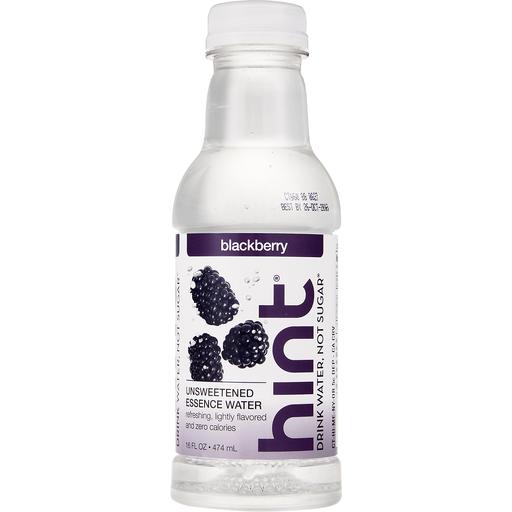 Hint Unsweet Blackberry Water