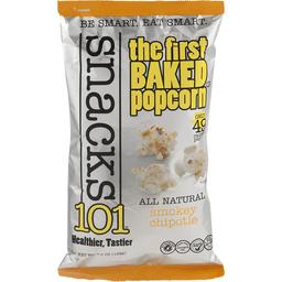 Snacks101 Popcorn Baked Smokey Chipotle   Brooklyn Harvest