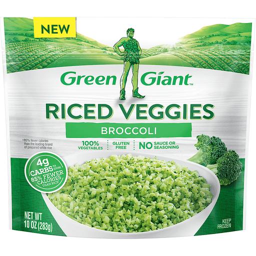 Green Giant™ Riced Veggies Broccoli 10 oz. Box
