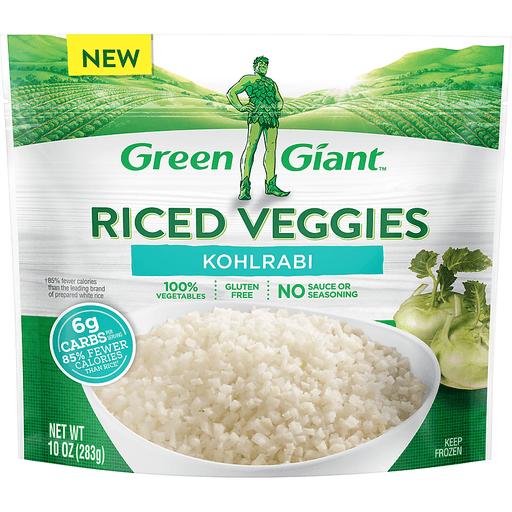 Green Giant™ Riced Veggies Kohlrabi 10 oz. Box