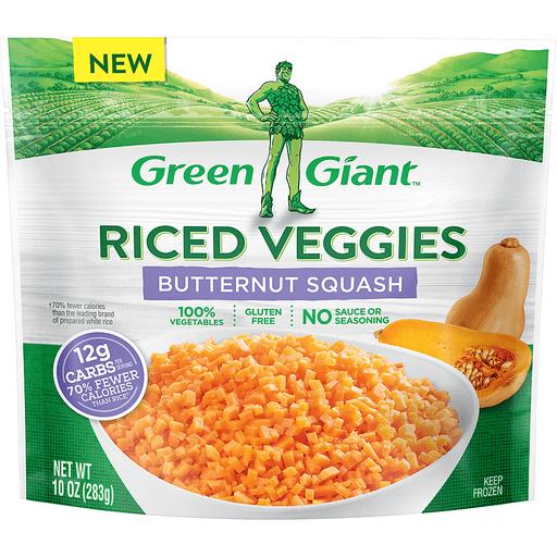 Green Giant™ Riced Veggies Butternut Squash 10 oz. Box