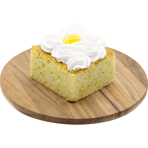 Dessert For Two Lemon Poppyseed Cake