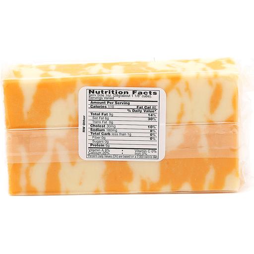 Crystal Farms Marble Cheddar Cheese