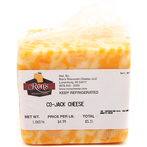 Ron's Colby Jack Cheese