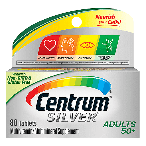 Centrum Silver Adult Vitamins