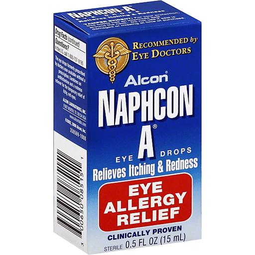 Eye Allergy Drops >> Alcon A Eye Drops Eye Allergy Relief