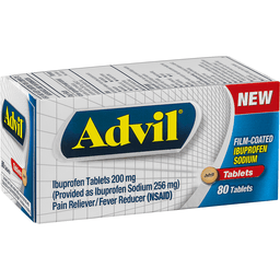 Advil Ibuprofen 200 mg Coated Caplets | Global