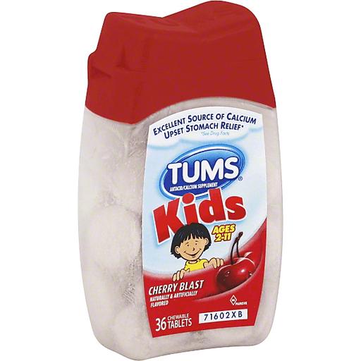 Calcium Chewables For Kids