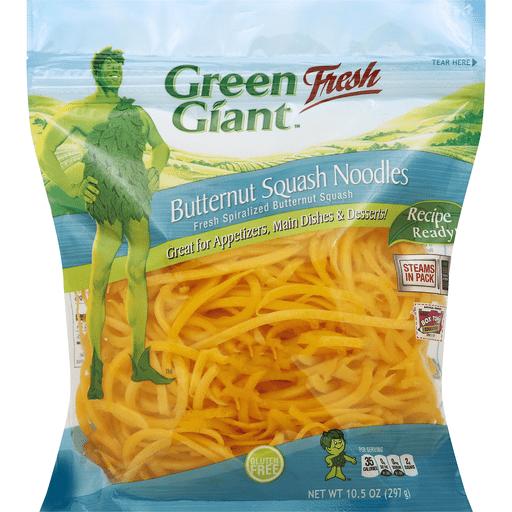 Green Giant Fresh Butternut Squash Noodles Squash Zucchini Matherne S Market
