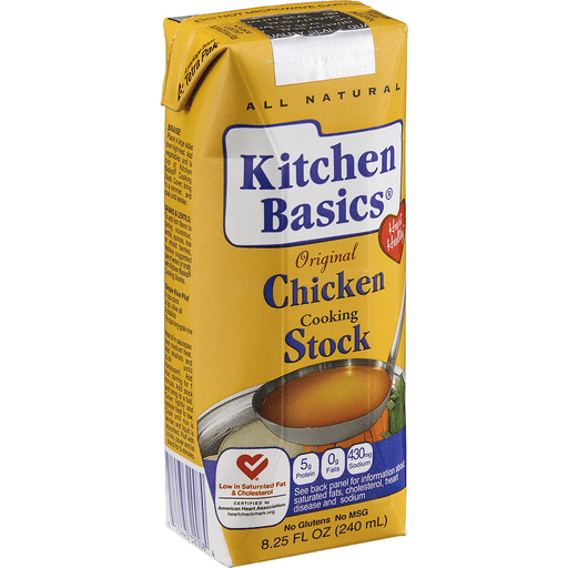 Kitchen Basics Stock, Chicken, Original