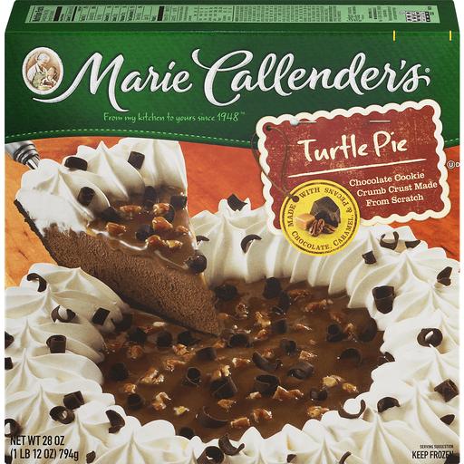 Marie Callenders Pie, Turtle