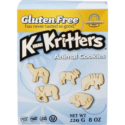 KinniKritters Animal Cookies