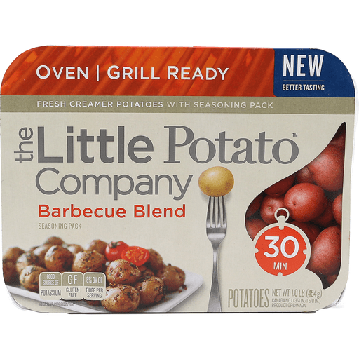 Barbecue Blend Grill Potatoes