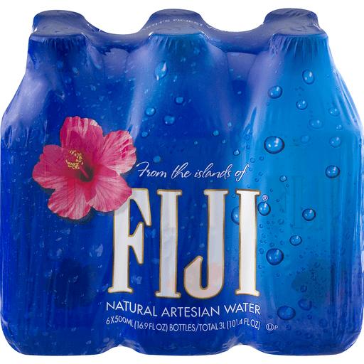 Fiji Water, Natural Artesian