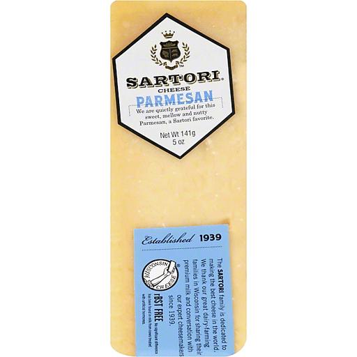 Sartori Cheese, Parmesan