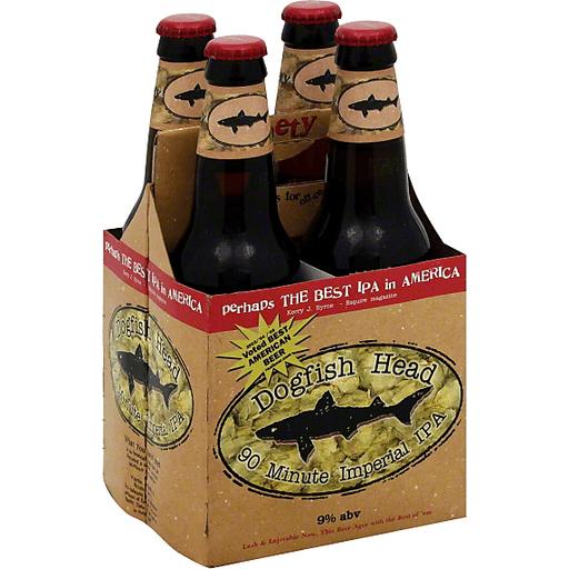Dogfish Head Ale, 90 Minute IPA