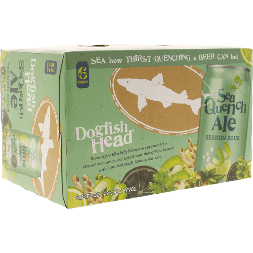 Dogfish Head Beer, Session Sour, Sea Quench Ale