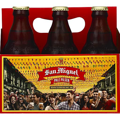 San Miguel Pilsner