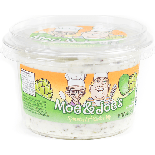 Moe & Joe's™ Spinach Artichoke Dip 14 oz. Tub