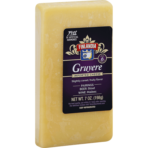 Finlandia Cheese, Gruyere