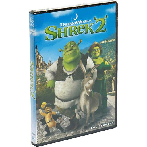 Dreamworks Dvd Shrek 2 Full Screen Shop St Mary S Galaxy