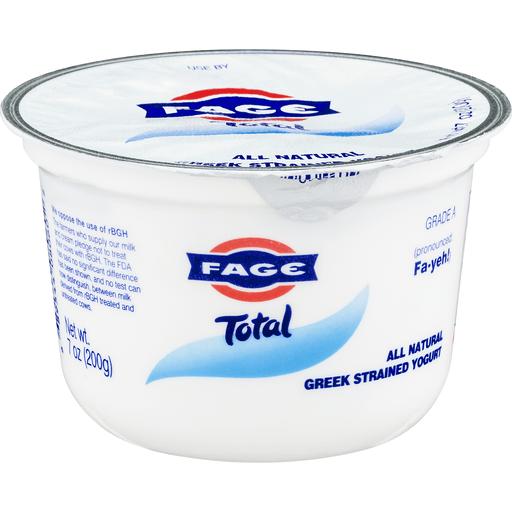 Fage Yogurt, Greek, Whole Milk, Strained