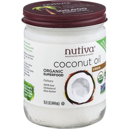 Nutiva Coconut Oil Virgin | DAgostino at 91st Street